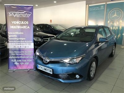 used Toyota Auris 1.4 90D ACTIVE