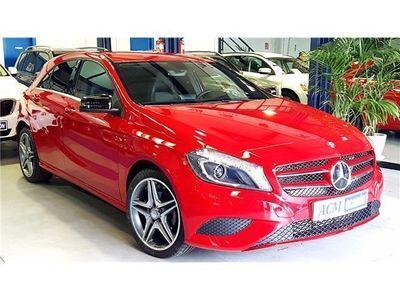 usado Mercedes A180 CDI BE AMG Line 7G-DCT