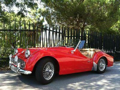 usado Triumph TR3 A 1958