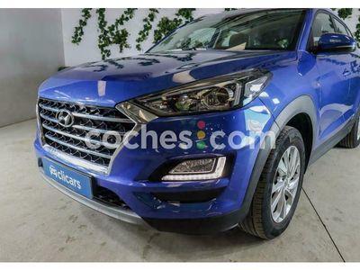 usado Hyundai Tucson 1.6crdi 48v Sle 4x2 116 cv