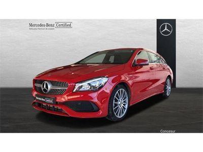 usado Mercedes CLA180 7G-DCT