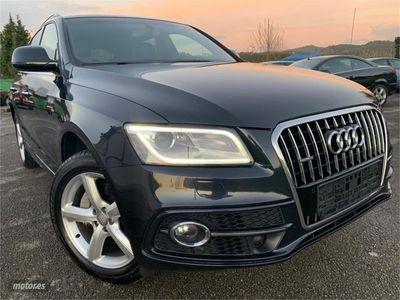 brugt Audi Q5 3.0 TDI clean 258CV quatt S tron S line