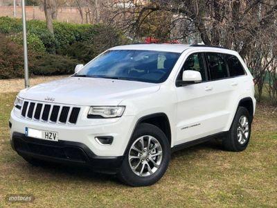 usado Jeep Grand Cherokee 3.0 V6 Diesel Laredo 190 CV