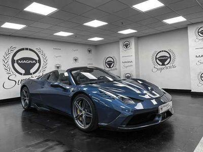 usado Ferrari 458 Speciale A