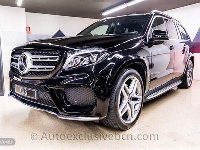 usado Mercedes GLS350 d 4Matic | AMG | Piel | Techo | Distronic| 560€