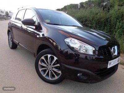 usado Nissan Qashqai +2 1.5 dCi TEKNA SPORT 4x2 18 Chrome