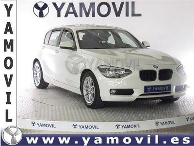 usado BMW 116 DIESEL 116CV 5P EFFICIENT DYNAMICS