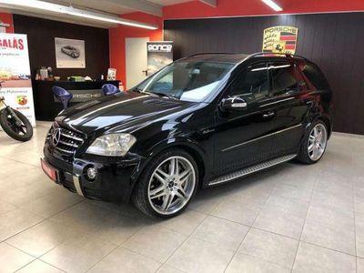 usado Mercedes ML63 AMG AMG M Aut.