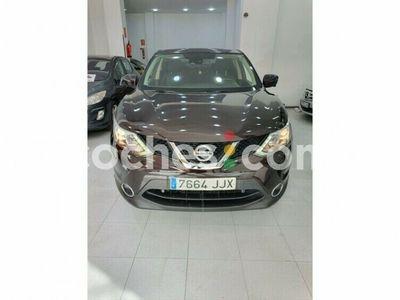 usado Nissan Qashqai 1.5dci Tekna Premium 4x2 110 cv en Valencia