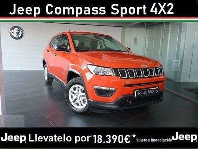 usado Jeep Compass 1.6 Mjet 88kW Sport 4x2