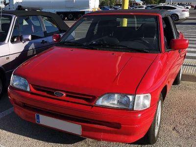 usado Ford Escort Cabriolet 1.8i 16v