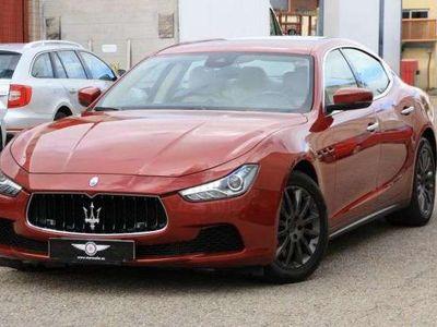 usado Maserati Ghibli S Q4 3.0 V6 BT 410cv AWD