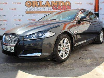 used Jaguar XF 2.2 Diesel Luxury Aut.