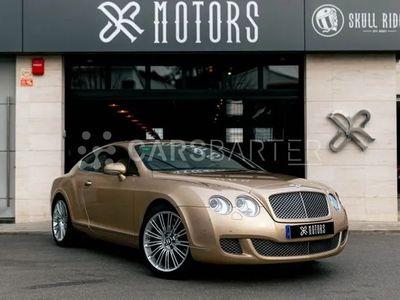 usado Bentley Continental GTC Speed Aut.