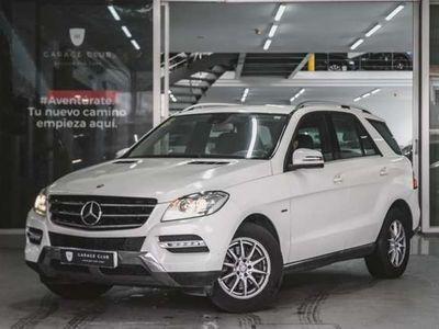 usado Mercedes ML250 M BlueTec 4M 7G Plus