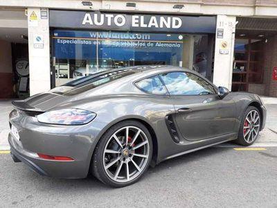usado Porsche 718 Cayman S PDK