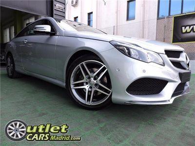 brugt Mercedes E350 Clase E Coupe2p. -17