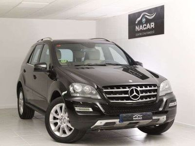 usado Mercedes ML300 M CDI BE 4M Aut.