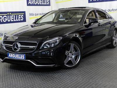 usado Mercedes CLS63 AMG Amg 4matic 557cv Nacional