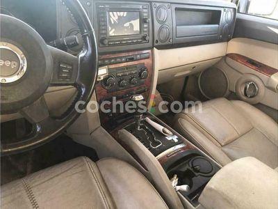 usado Jeep Commander 3.0crd Limited Aut. 218 cv en Sevilla