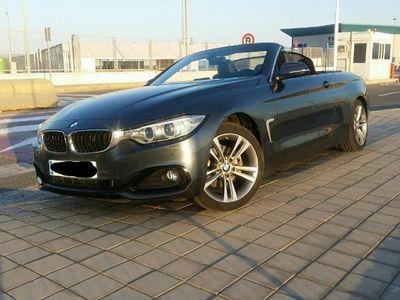 gebraucht BMW 420 dA Cabrio