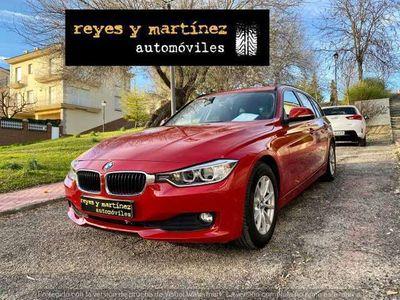 usado BMW 320 dA Touring Essential Edition