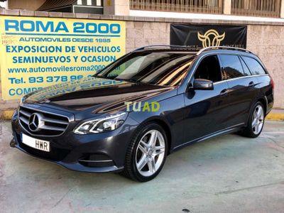 usado Mercedes 250 Clase E EstateCDI