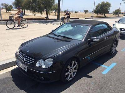 usado Mercedes CLK240