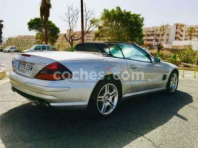 usado Mercedes SL55 AMG Clase SlAmg Aut. 500 cv en Palmas, Las