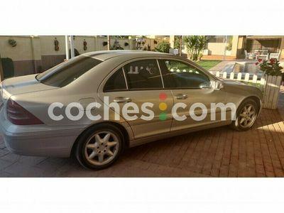 usado Mercedes C270 Clase CCdi Elegance 170 cv en Sevilla