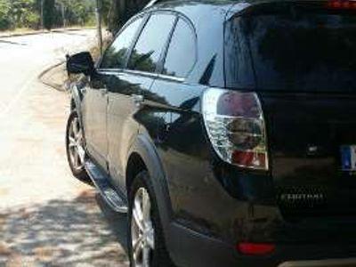 usado Chevrolet Captiva 2.2VCDI LTZ AWD Aut.