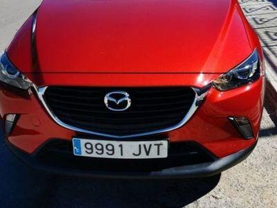 usado Mazda CX-3 2.0 Style 2WD Aut. 120