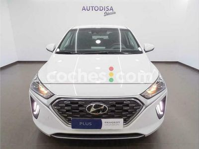 usado Hyundai Ioniq Hev 1.6 Gdi Klass 141 cv en Valencia