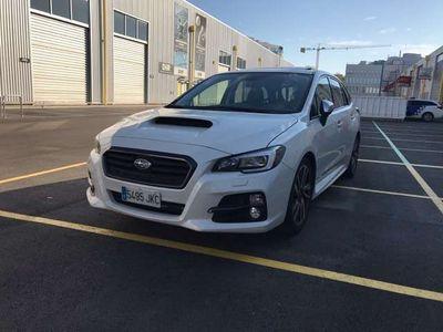 usado Subaru Levorg 1.6 GT-S Executive Plus Lineartronic