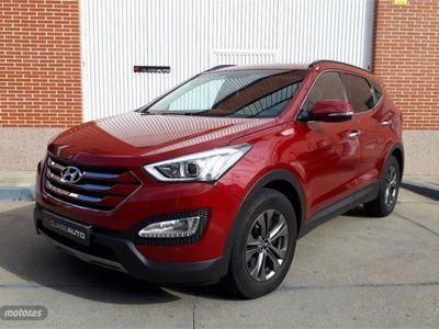used Hyundai Santa Fe 2.0CRDi 4x2 Klass 150 CV**7 PLAZAS**