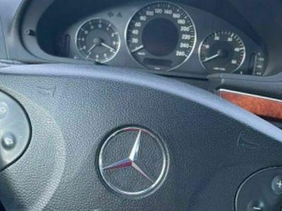 usado Mercedes E270 ClaseCDI