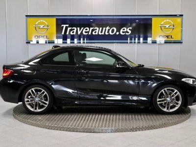 used BMW 218 d Coupé