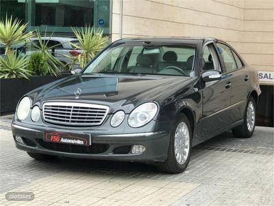 usado Mercedes E320 CDI ELEGANCE - AUTOMÁTICO -