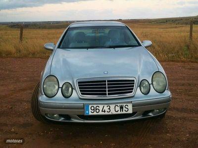 usado Mercedes CLK230 Clase ClkK Avantgarde 197 cv en Segovia