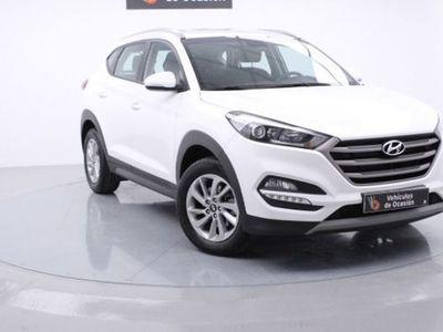 brugt Hyundai Tucson 1.7 CRDI 115CV BLUEDRIVE KLASS 2WD 5P