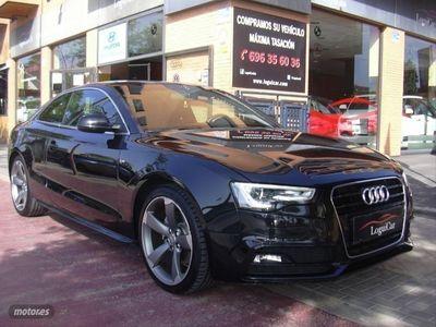 usado Audi A5 Coupe 2.0 TDI 177cv S line edition
