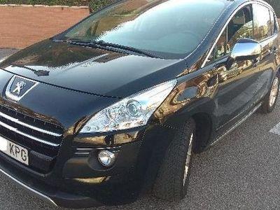 usado Peugeot 3008 HYbrid4