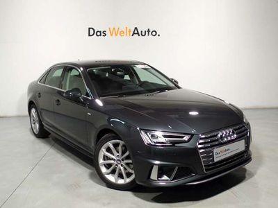 usado Audi A4 35 TDI S line S tronic 110 kW