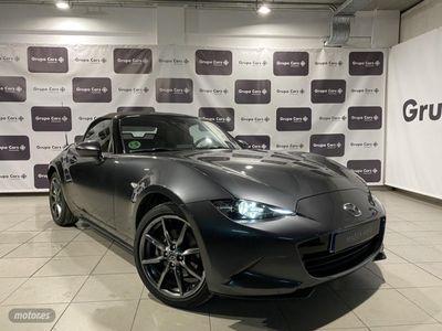 usado Mazda MX5 ST SKYACTIV-G 2.0 135KW (184CV) I-STOP & I-ELOOP MT NAPPA EDITION