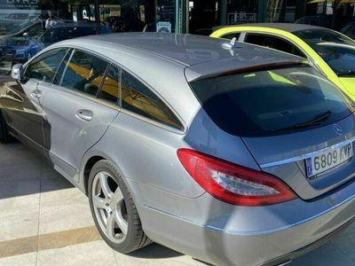 usado Mercedes CLS250 Shooting Brake ClaseBT Aut.