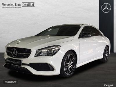 usado Mercedes CLA200 Clase CLACDI / d AMG Line