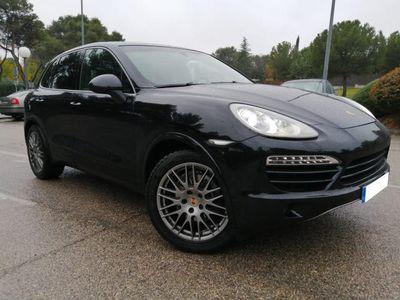 usado Porsche Cayenne Diesel Platinum Edition Aut.TECHO NEUMATICA