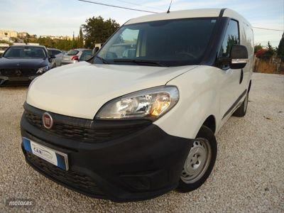 usado Fiat Doblò Panorama Dynamic 1.6 Multijet 90cv E5