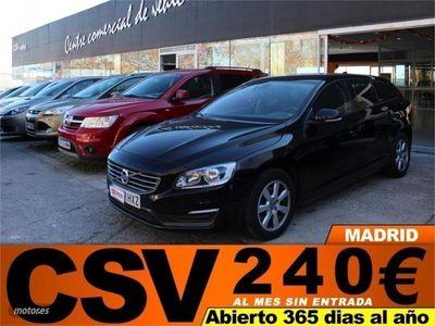 gebraucht Volvo V60 2.0D3 136CV **GPS, 240€/MES**
