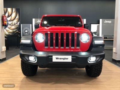 usado Jeep Wrangler 2.0T GME Rubicon 8ATX E6D